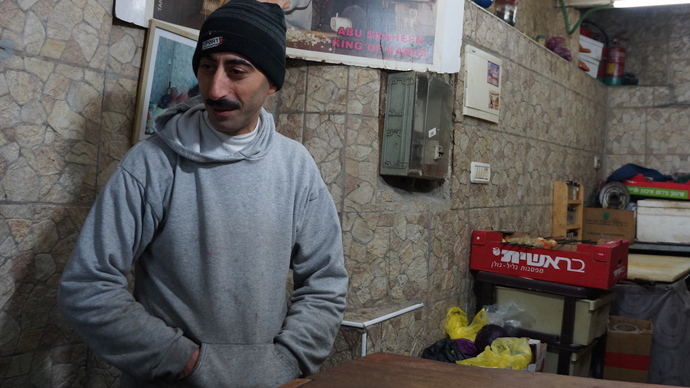 Decades of defiance: Owner of Jerusalem's oldest sweets shop stands his ground in Old City