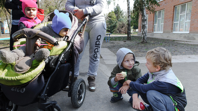 Protecting refugees' rights – one of Russia's foreign policy priorities