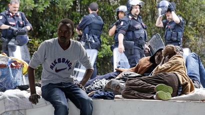 Migrant crisis proves failed dream of the EU