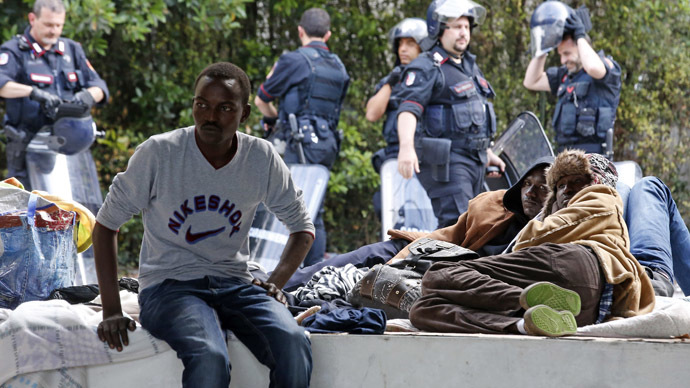 Migrant crisis proves failed dream of the EU