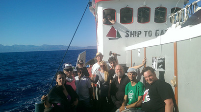​Freedom Flotilla: Breaking the silence on Gaza blockade