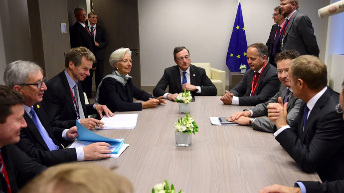 Brussels: A bloody-minded 'blob' of costly dysfunction