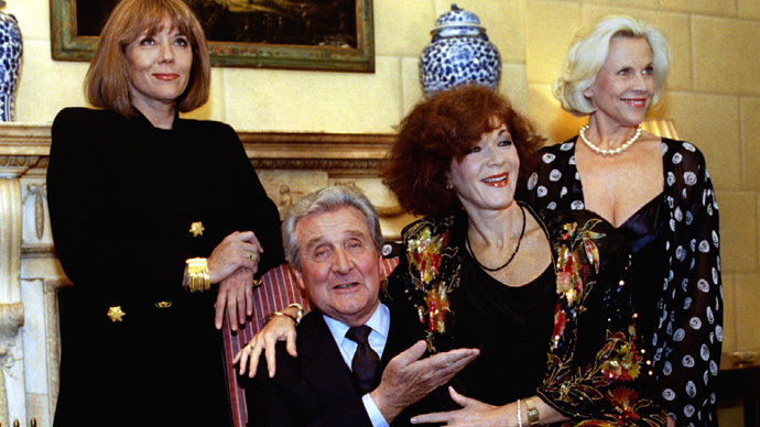 Patrick Macnee: The Avengers and a lament for a lost Britain