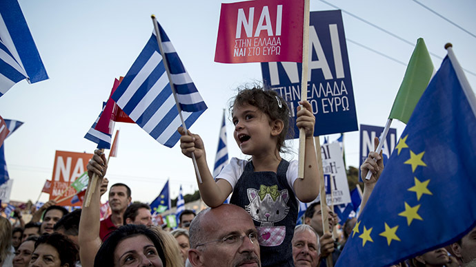 Greece's impossible choice shames Europe