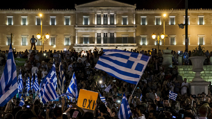 Greeks say 'no', but what's next?