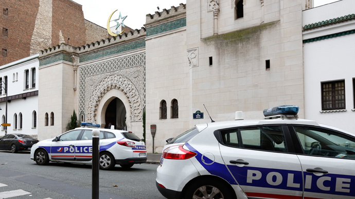 'If French churches are in disuse, convert them into mosques!'