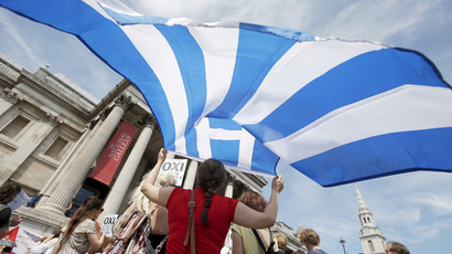 'Greece never received offer to make public debt sustainable'