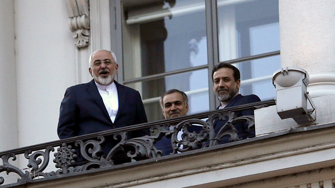 'Greed of Wall Street prevents Iran nuclear deal from being signed'