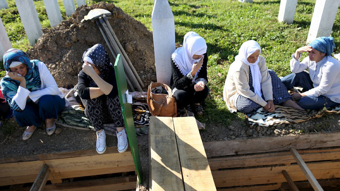 Srebrenica: A tragedy against peace and reconciliation