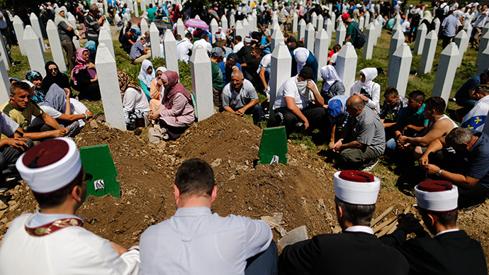 ​How Srebrenica tragedy became excuse for atrocities around the world