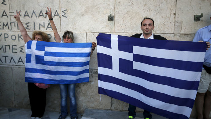 'Expect serious reshuffling of political lines in Greece'