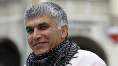 'I will continue tweeting, I will continue criticizing' - Bahrain activist Nabeel Rajab