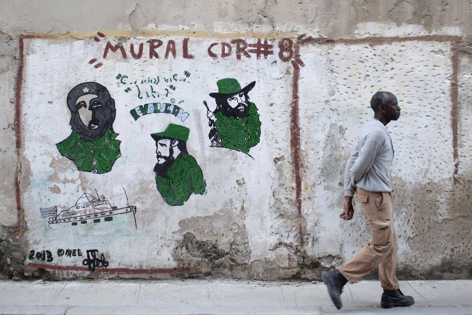 Cuba: « Fidel est en bonne santé » d'après Diego Maradona