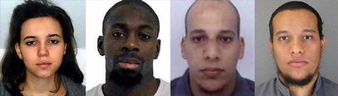 Terrorisme en France : jusqu'à six membres de la cellule Kouachi-Coulibaly courent toujours