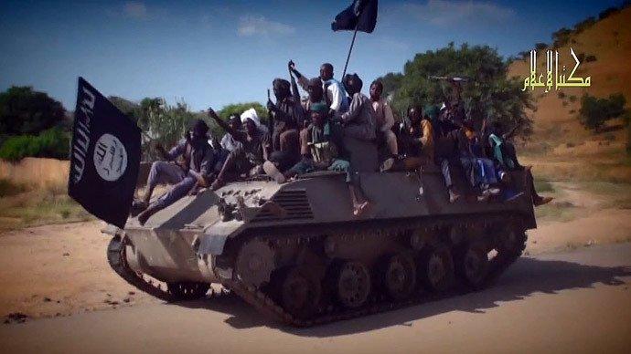 AFP Photo / Boko Haram
