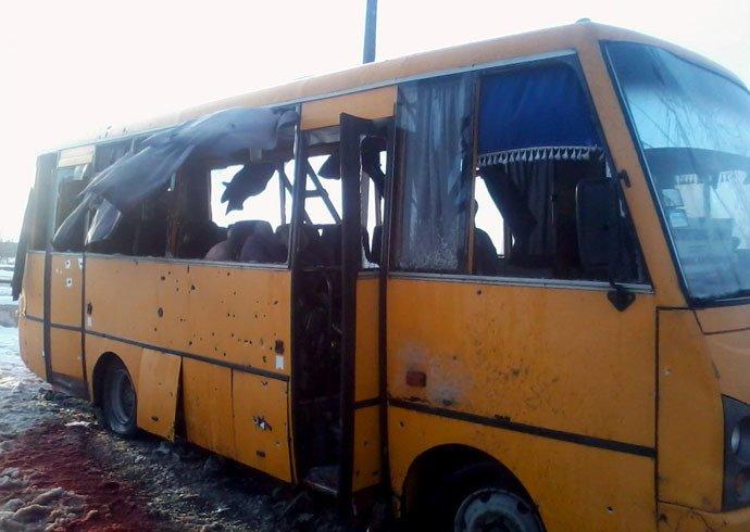 Donetsk : l'OSCE a trouvé d'où venait la roquette mortelle
