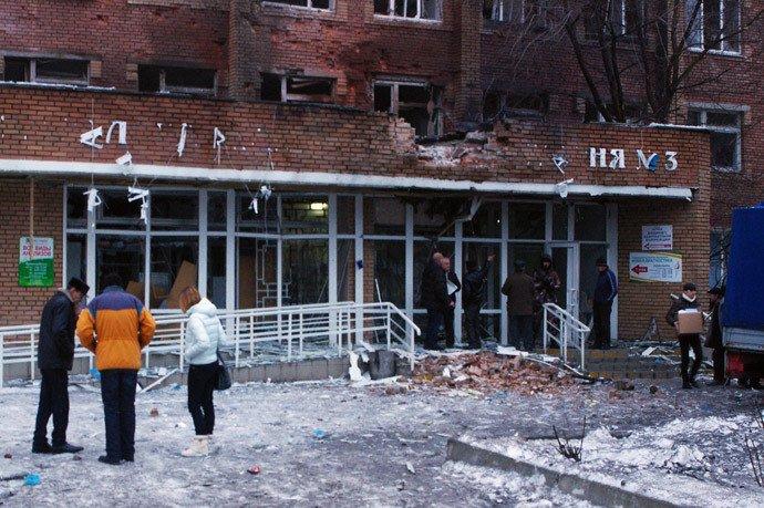 (RIA Novosti / Mikhail Parhomenko)