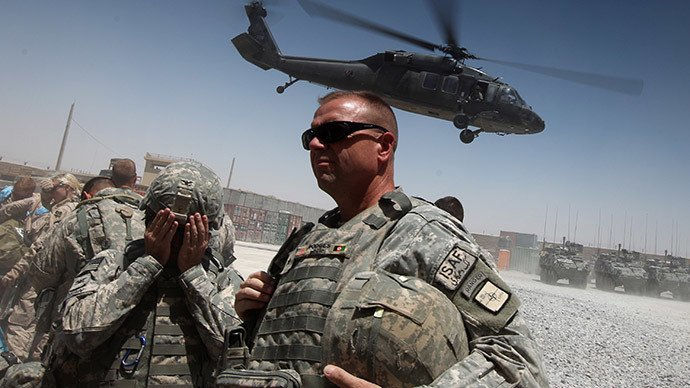 Ukraine: une délégation d'officiers américains arrive à Kiev cette semaine
