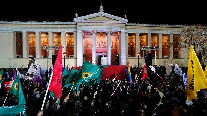 Après 5 ans d'humiliations, Syriza doit former un gouvernement de coalition