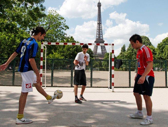France : risque terroriste tangible pour l'Euro 2016