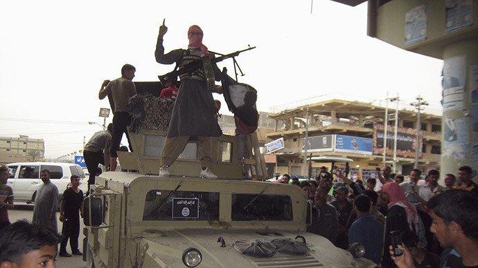 Des guerriers d'Al-Qaïda. (REUTERS)