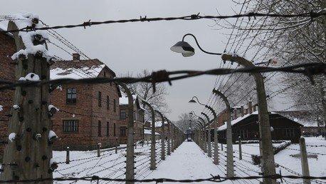 70ème anniversaire de la libération d'Auschwitz