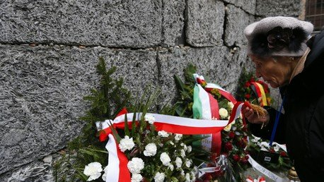Paula Slier à Auschwitz : « La Shoah nous a tous touché personnellement »
