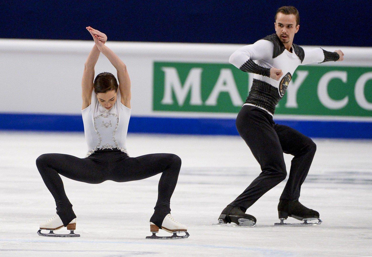 Ksenia Stolbova et Fedor Klimov.