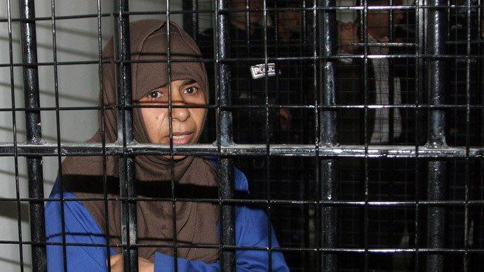 Sajida al-Rishawi (Reuters/Majed Jaber)