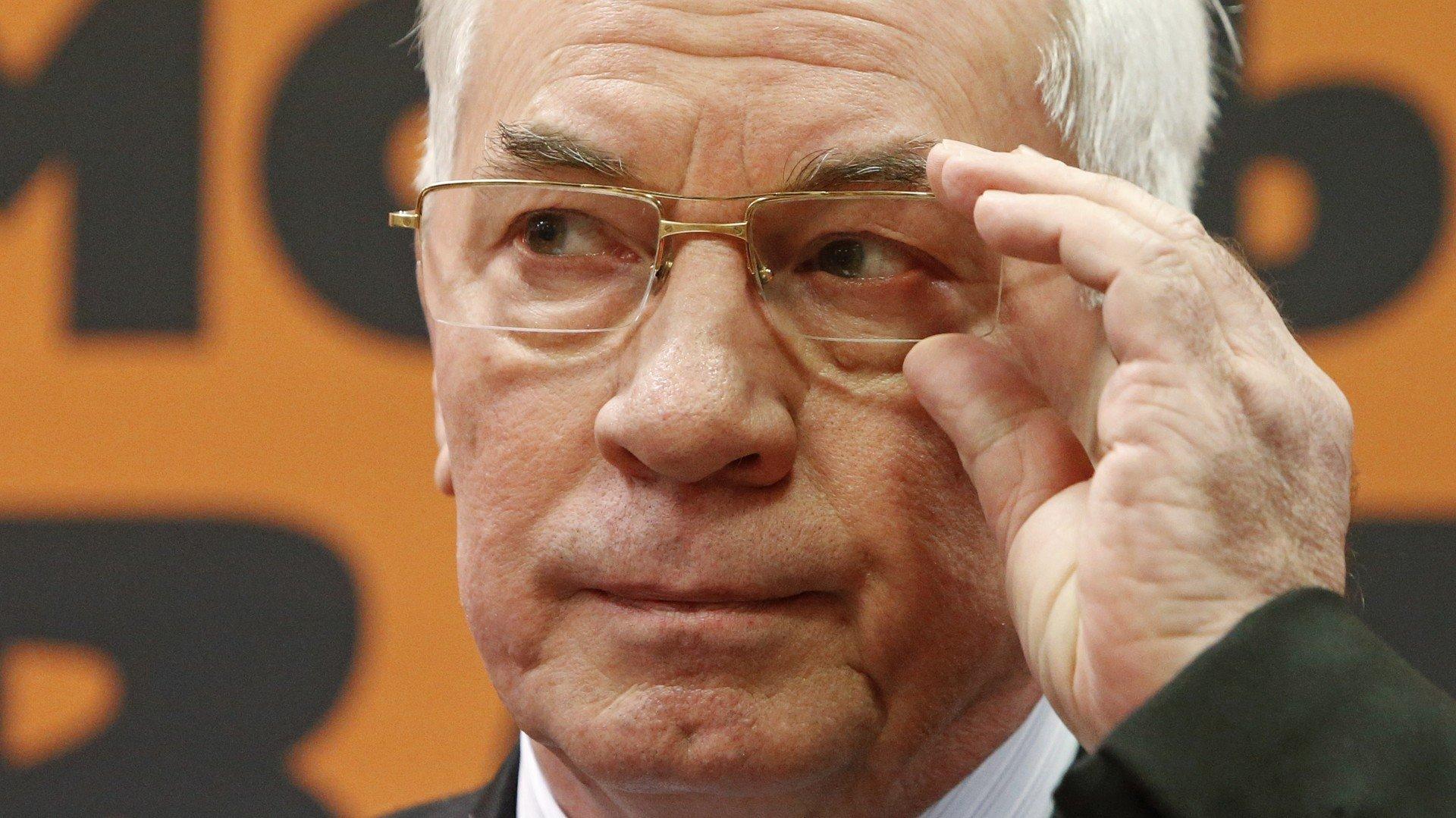 Ex Premier ministre ukrainien : les pressions sur l'Ukraine sont venues de l'UE, pas de la Russie
