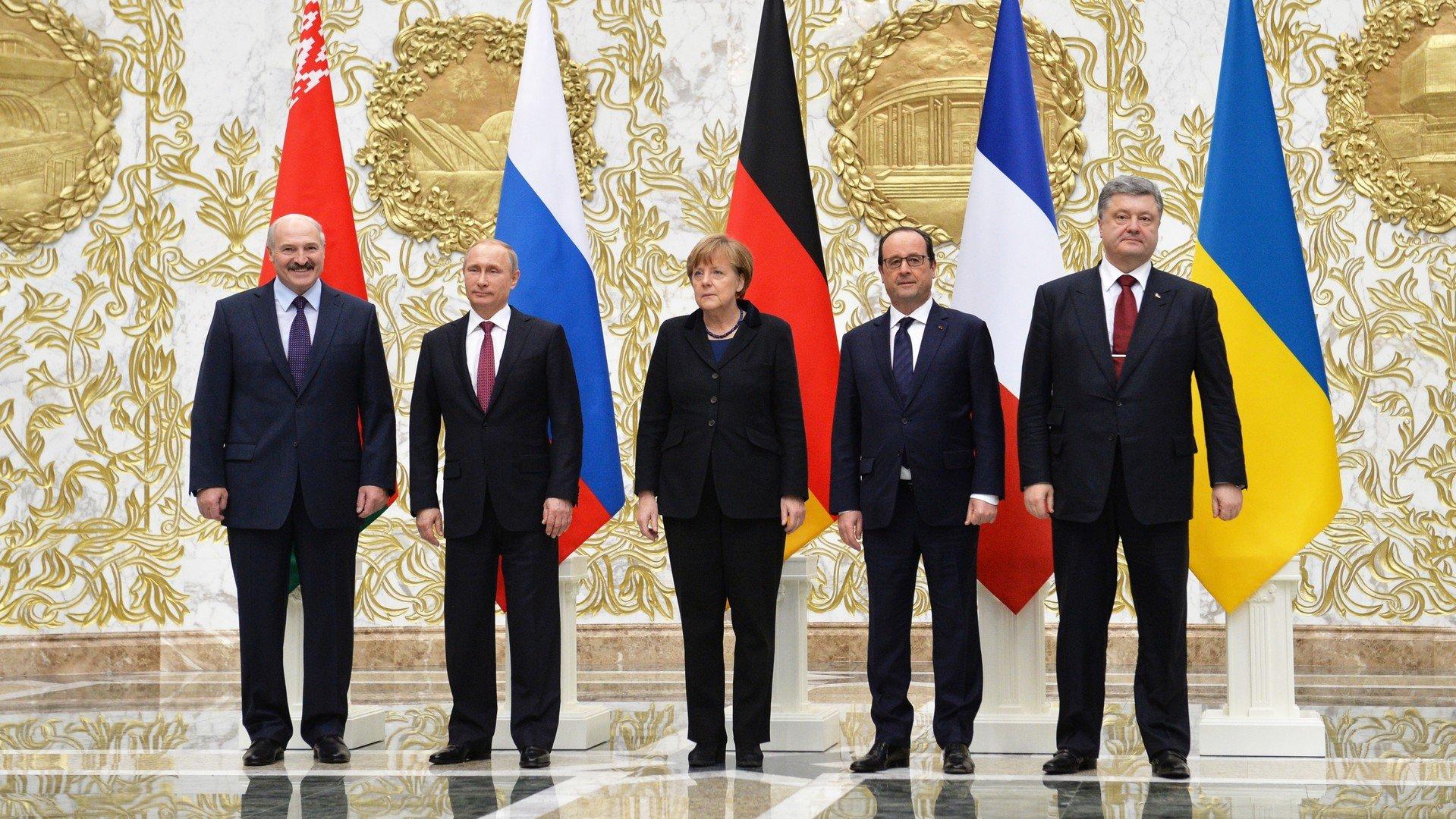 La séance photo des dirigeants