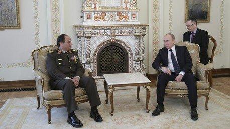 Moscou et le Caire prêts à renoncer au dollar pour leur commerce bilatéral (VIDEO)
