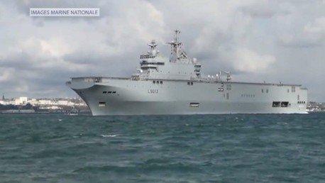 Médias : Paris va prendre sa décision sur la remise du Mistral à la Russie