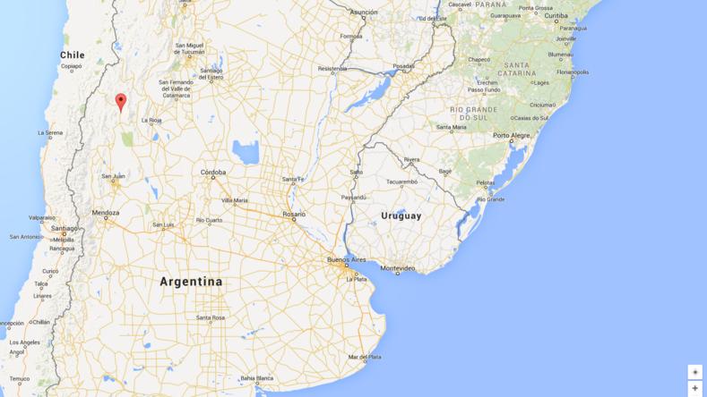 Capture d'écrane de Google Maps