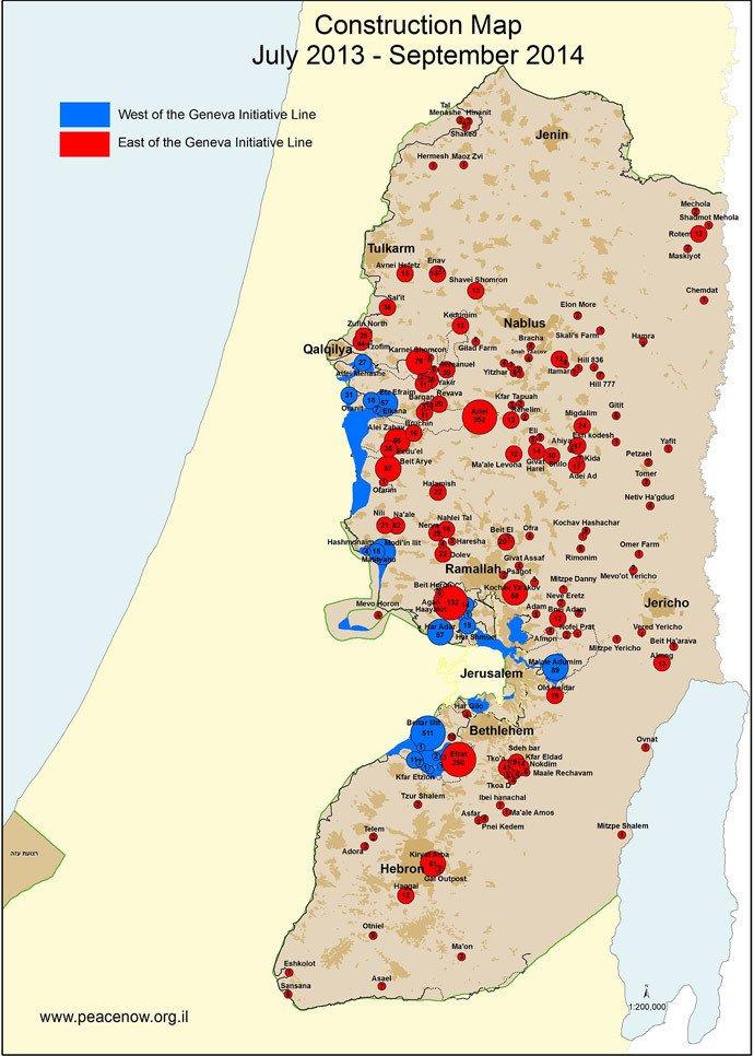 Israël détruit les logements des palestiniens construits par l'UE en Cisjordanie