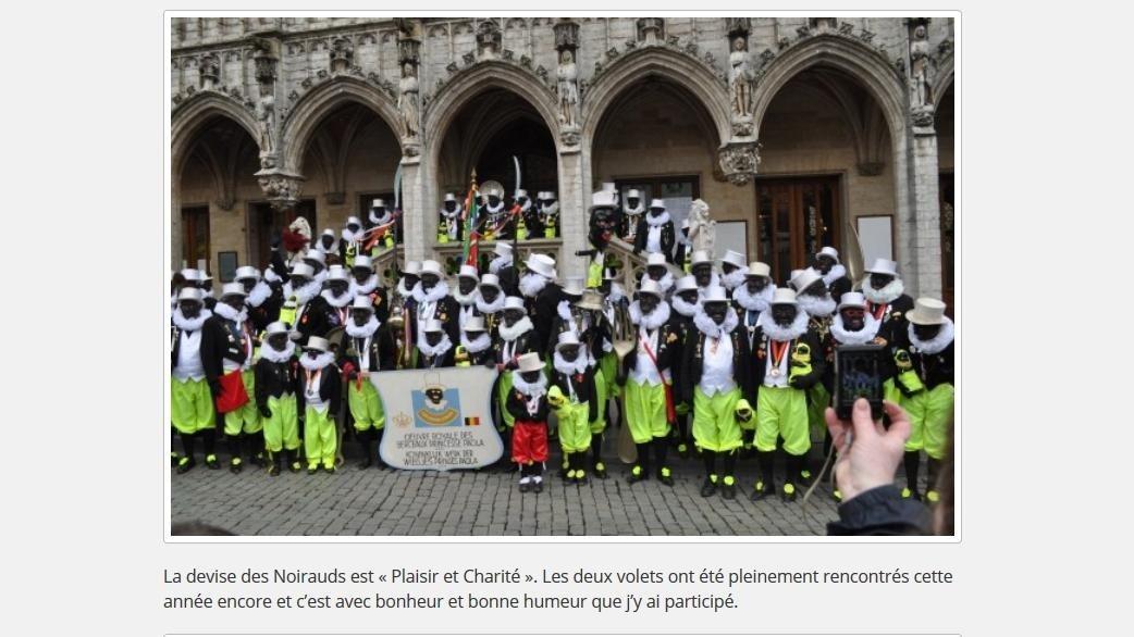 Le chef de la diplomatie belge accusé de racisme pour un déguisement (PHOTOS)