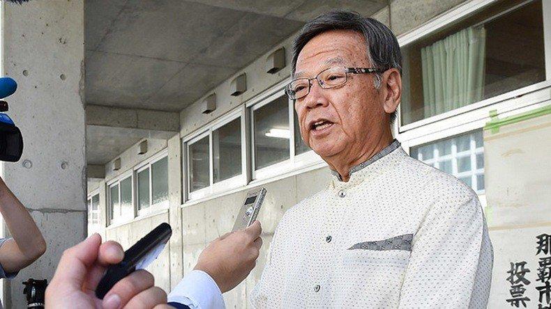Japon : le gouverneur d'Okinawa bloque la relocalisation d'une base de la marine américaine