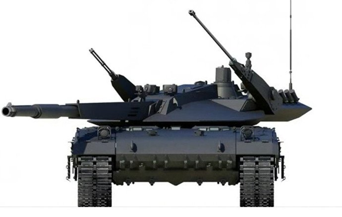 Russie : le nouveau char Armata est sur la liste des achats de l'armée pour 2015