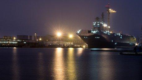 Le deuxième Mistral effectuera des exercices en haute mer en mars