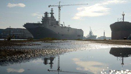 Mistrals : la Russie pourrait sanctionner la France pour la non-livraison des navires