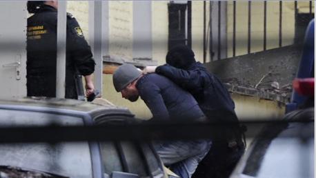 Arrestation des assassins