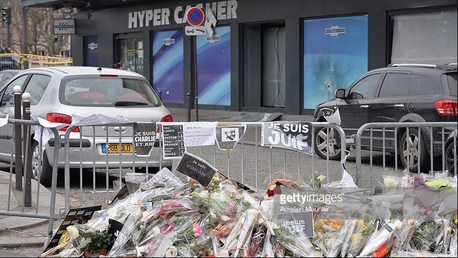 Hyper Сasher, Paris
