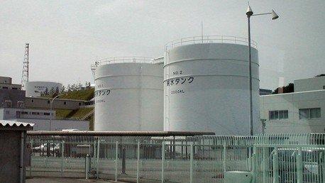 Une nouvelle fuite de 750 tonnes d'eau à Fukushima