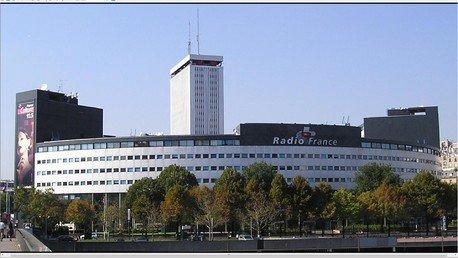 La Maison de Radio France (Source Wikipédia)