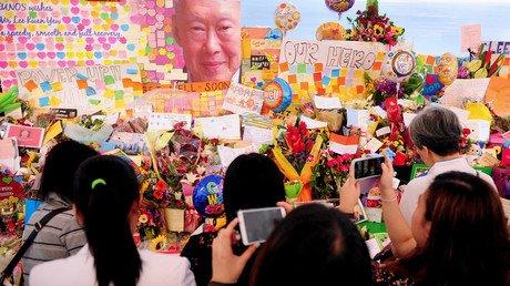 Le premier leader de Singapour Lee Kuan Yew est mort (VIDEO)
