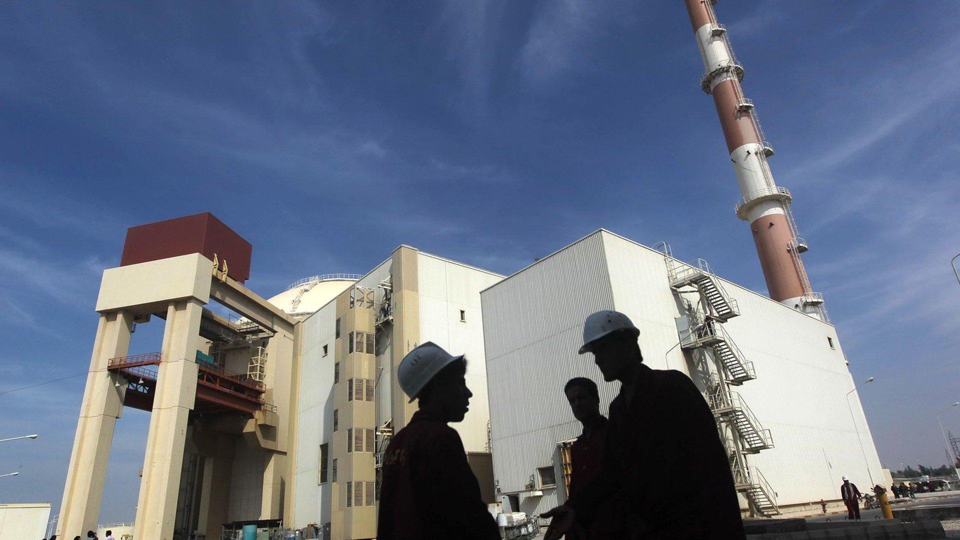 La centrale nucléaire de Boushehr
