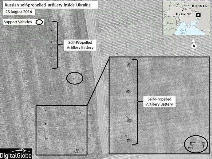 Le renseignement américain a fourni des données erronées sur «l'invasion russe» en Ukraine