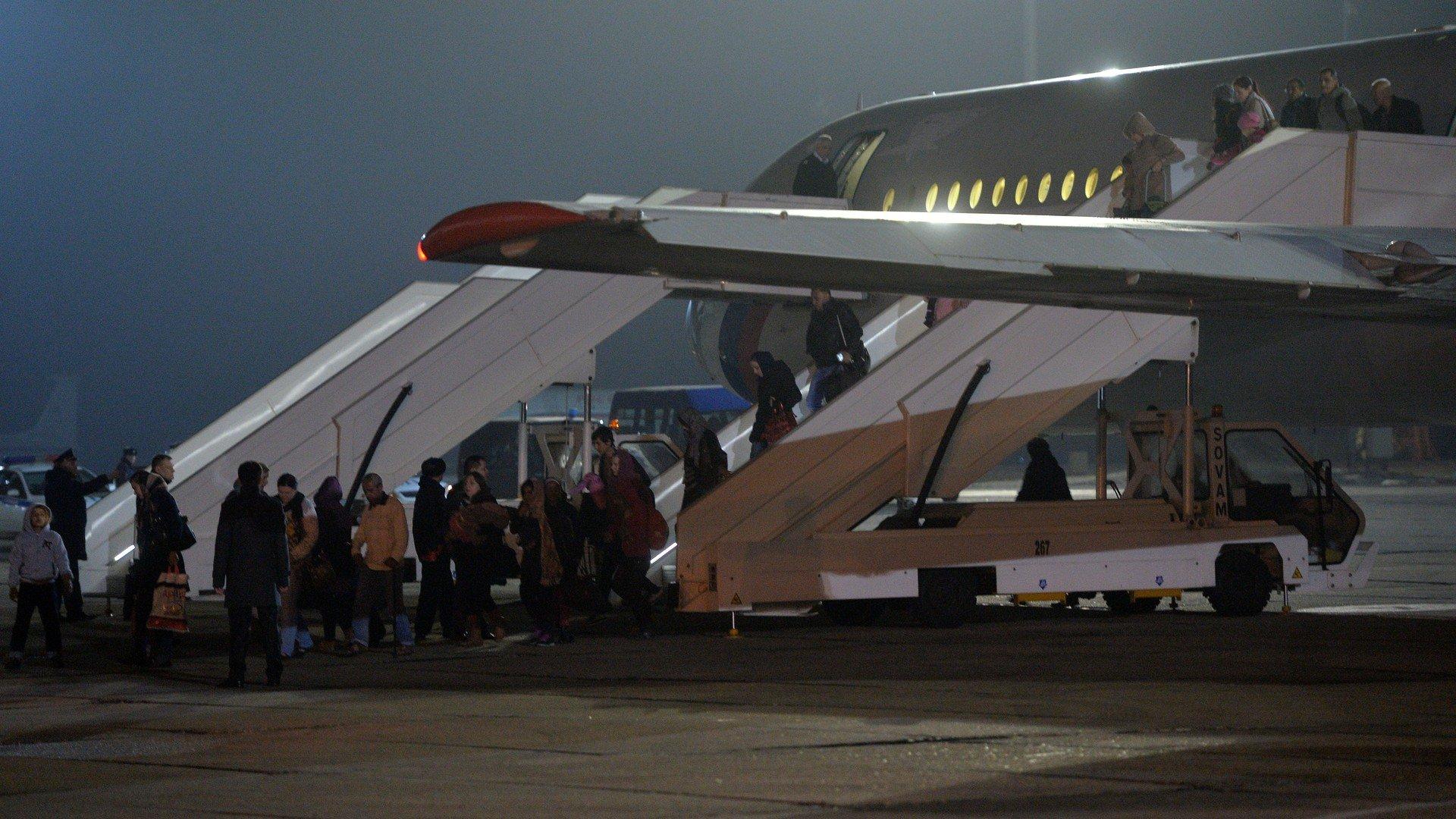 Opération d'évacuation des citoyens russes du Yémen