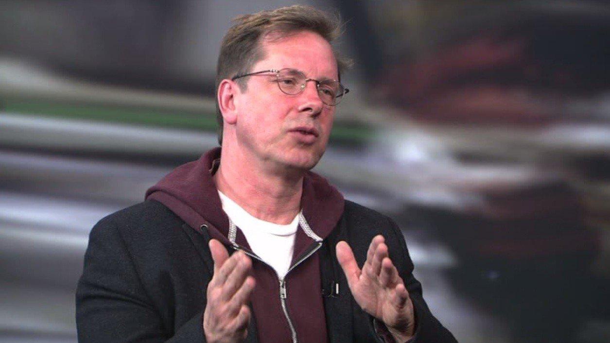 John Goetz, l'un des auteurs du documentaire intitulé «Terminal F/à la chasse d'Edward Snowden»