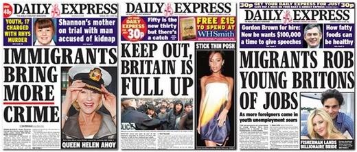 Le Haut-commissaire aux droits de l'homme compare les tabloïds britanniques aux journaux nazis